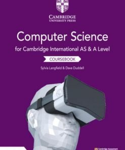 Cambridge International AS and A Level Computer Science Coursebook 2nd Edition