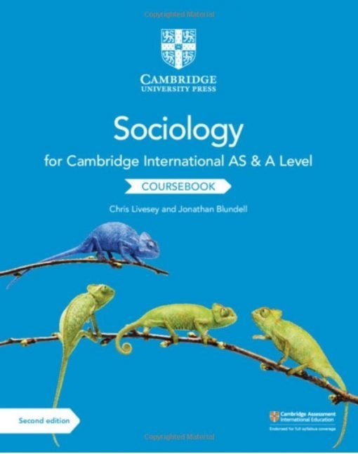 Cambridge International AS and A Level Sociology Coursebook 2nd Edition