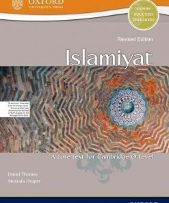 Islamiyat A Core Text for Cambridge O Level DAVID THOMAS MUSTAFA DRAPER 1