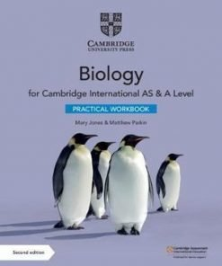 Cambridge International AS A Level Biology Practical Workbook 1